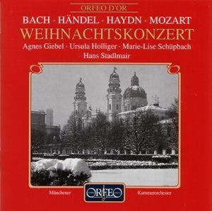 Weihnachtskonzert/Concerto Grosso/Notturno/+, Giebel, Holliger, Kraus, Mko