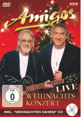 weihnachtskonzert live dvd inkl weihnachts cd. Black Bedroom Furniture Sets. Home Design Ideas