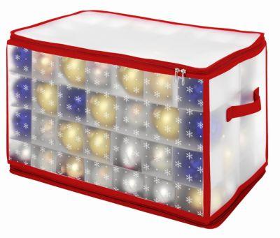 Aufbewahrungsbox Weihnachtskugeln.Weihnachtskugel Organizer Für 112 Kugeln Bestellen Weltbild De