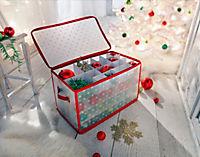 Weihnachtskugel-Organizer für 112 Kugeln - Produktdetailbild 1