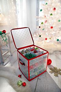 Weihnachtskugel-Organizer für 64 Kugeln - Produktdetailbild 1