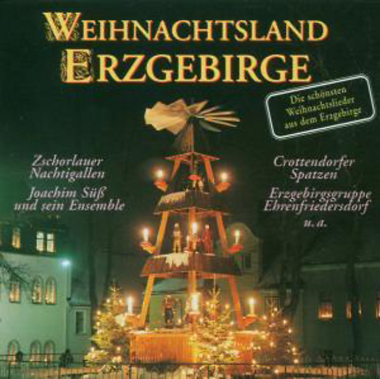 Weihnachtsland Erzgebirge Cd Bei Weltbildde Bestellen