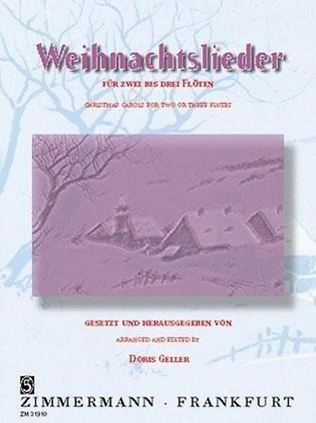 Weihnachtslieder, für 2-3 Flöten Buch portofrei bei Weltbild.de