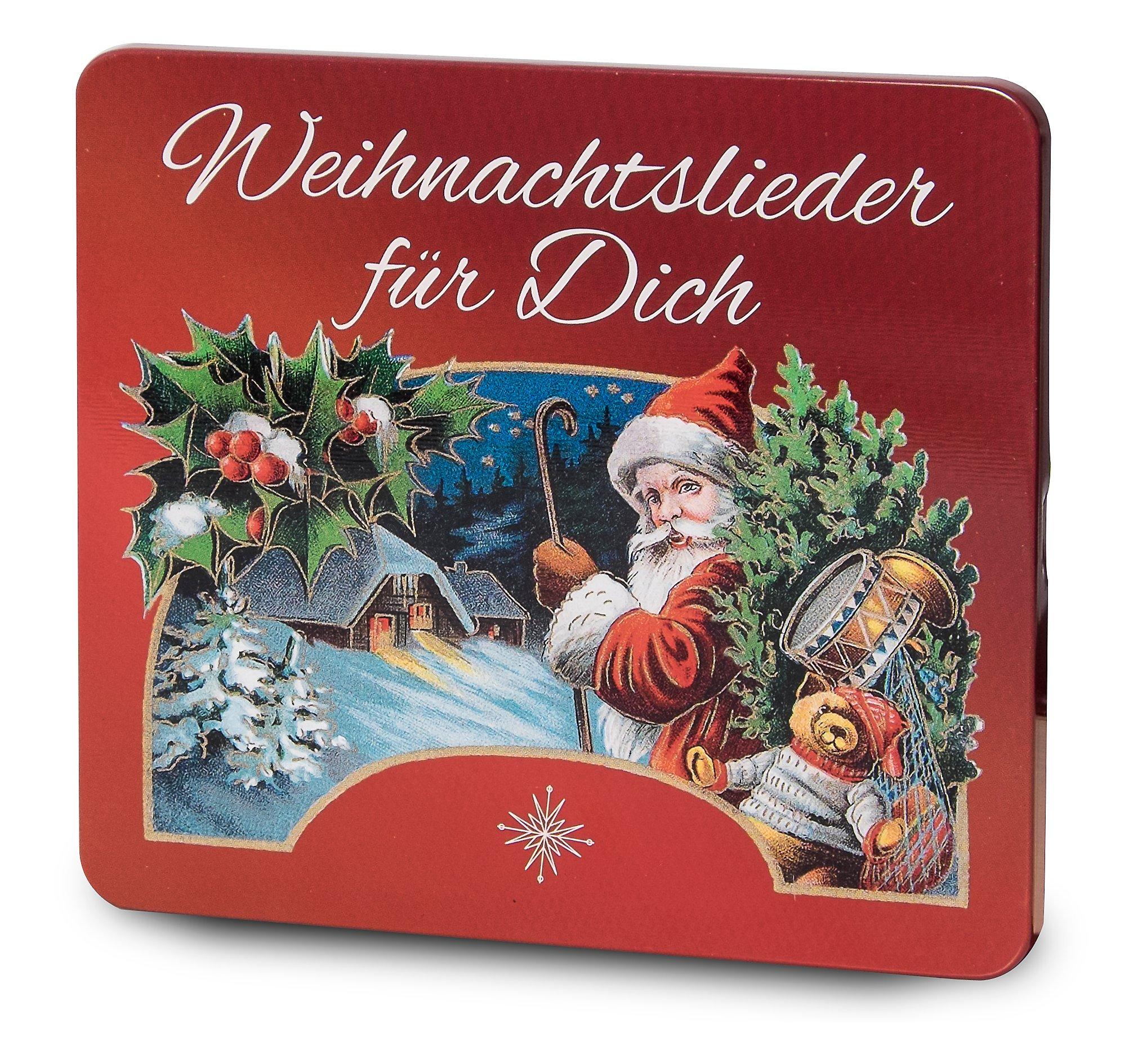 Weihnachtslieder für Dich CD in Dose CD günstig bei Weltbild.at