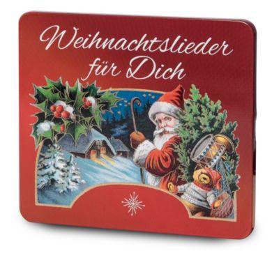 Weihnachtslieder für Dich (CD in Dose)