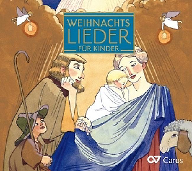 Klassische Weihnachtslieder Für Kinder.Weihnachtslieder Für Kinder Cd Von Klaus K Weigele Weltbild De
