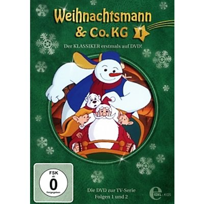 weihnachtsmann co kg dvd jetzt bei online. Black Bedroom Furniture Sets. Home Design Ideas