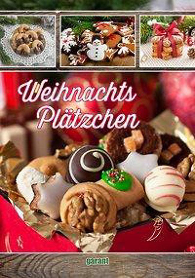 Weihnachtskekse Oetker.Weihnachtsplätzchen Buch Jetzt Bei Weltbild At Online Bestellen