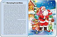Weihnachtspuzzlebuch Schneemann Spielbuch mit Geschichten - Produktdetailbild 1