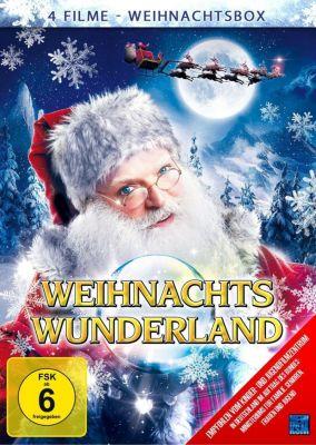 Weihnachtswunderland-4 Filme Edition, N, A