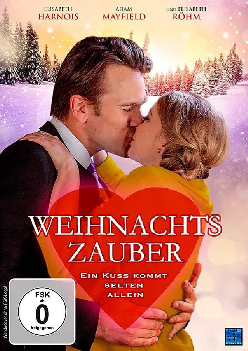 Weihnachtszauber - Ein Kuss kommt selten allein DVD | Weltbild.de