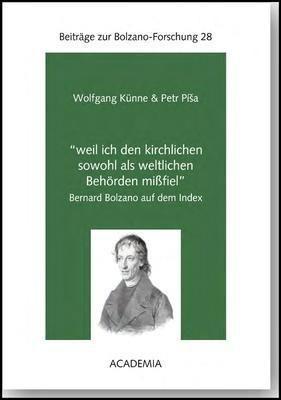 weil ich den kirchlichen sowohl als weltlichen Behörden mißfiel, Wolfgang Künne, Petr Pisa