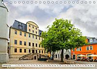 Weimar Impressionen (Tischkalender 2019 DIN A5 quer) - Produktdetailbild 1