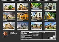 Weimar Impressionen (Wandkalender 2019 DIN A2 quer) - Produktdetailbild 13