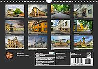 Weimar Impressionen (Wandkalender 2019 DIN A4 quer) - Produktdetailbild 13