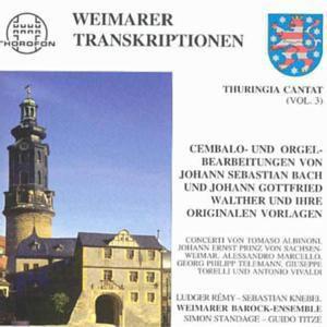 Weimarer Transkriptionen, Simon Standage