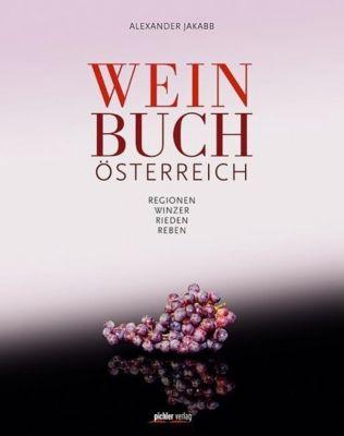 Weinbuch Österreich - Alexander Jakabb |