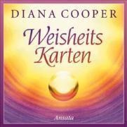 Weisheits-Karten, Meditationskarten, Diana Cooper