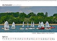 Weißblaue Impressionen vom CHIEMSEE Panoramabilder (Wandkalender 2019 DIN A2 quer) - Produktdetailbild 4