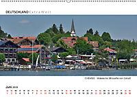Weißblaue Impressionen vom CHIEMSEE Panoramabilder (Wandkalender 2019 DIN A2 quer) - Produktdetailbild 6
