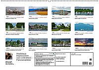 Weißblaue Impressionen vom CHIEMSEE Panoramabilder (Wandkalender 2019 DIN A2 quer) - Produktdetailbild 13