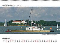 Weißblaue Impressionen vom CHIEMSEE Panoramabilder (Wandkalender 2019 DIN A2 quer) - Produktdetailbild 10
