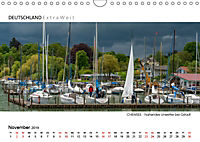 Weißblaue Impressionen vom CHIEMSEE Panoramabilder (Wandkalender 2019 DIN A4 quer) - Produktdetailbild 11
