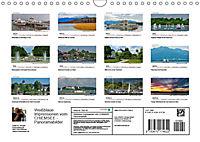 Weißblaue Impressionen vom CHIEMSEE Panoramabilder (Wandkalender 2019 DIN A4 quer) - Produktdetailbild 13