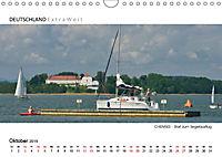 Weißblaue Impressionen vom CHIEMSEE Panoramabilder (Wandkalender 2019 DIN A4 quer) - Produktdetailbild 10