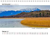 Weissblaue Impressionen vom CHIEMSEE Panoramabilder (Tischkalender 2019 DIN A5 quer) - Produktdetailbild 2