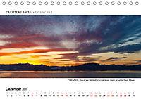 Weissblaue Impressionen vom CHIEMSEE Panoramabilder (Tischkalender 2019 DIN A5 quer) - Produktdetailbild 12
