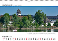 Weißblaue Impressionen vom CHIEMSEE Panoramabilder (Wandkalender 2019 DIN A3 quer) - Produktdetailbild 9