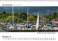 Weißblaue Impressionen vom CHIEMSEE Panoramabilder (Wandkalender 2019 DIN A3 quer) - Produktdetailbild 11