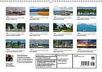 Weißblaue Impressionen vom CHIEMSEE Panoramabilder (Wandkalender 2019 DIN A3 quer) - Produktdetailbild 13