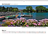 Weißblaue Impressionen vom TEGERNSEE Panoramabilder (Wandkalender 2019 DIN A3 quer) - Produktdetailbild 5