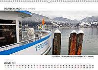 Weißblaue Impressionen vom TEGERNSEE Panoramabilder (Wandkalender 2019 DIN A3 quer) - Produktdetailbild 1