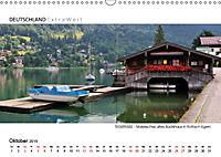 Weißblaue Impressionen vom TEGERNSEE Panoramabilder (Wandkalender 2019 DIN A3 quer) - Produktdetailbild 10