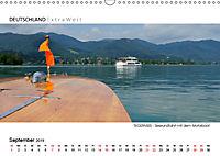 Weißblaue Impressionen vom TEGERNSEE Panoramabilder (Wandkalender 2019 DIN A3 quer) - Produktdetailbild 9