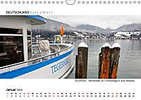 Weißblaue Impressionen vom TEGERNSEE Panoramabilder (Wandkalender 2019 DIN A4 quer) - Produktdetailbild 1