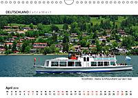 Weißblaue Impressionen vom TEGERNSEE Panoramabilder (Wandkalender 2019 DIN A4 quer) - Produktdetailbild 4