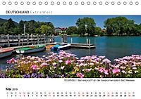 Weissblaue Impressionen vom TEGERNSEE Panoramabilder (Tischkalender 2019 DIN A5 quer) - Produktdetailbild 5