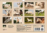 Weisse Esel - Märchenhafte Langohren (Wandkalender 2019 DIN A4 quer) - Produktdetailbild 13