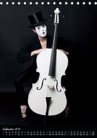 Weisses Cello auf Reisen (Tischkalender 2019 DIN A5 hoch) - Produktdetailbild 9