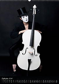 Weißes Cello auf Reisen (Wandkalender 2019 DIN A2 hoch) - Produktdetailbild 9