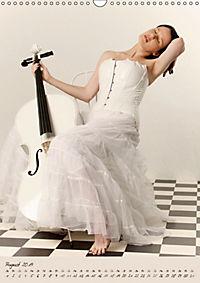Weisses Cello auf Reisen (Wandkalender 2019 DIN A3 hoch) - Produktdetailbild 8