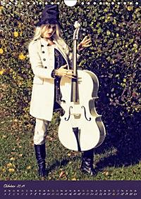 Weißes Cello auf Reisen (Wandkalender 2019 DIN A4 hoch) - Produktdetailbild 10