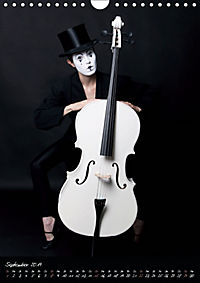 Weißes Cello auf Reisen (Wandkalender 2019 DIN A4 hoch) - Produktdetailbild 9