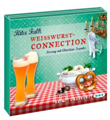 Weißwurstconnection, 7 Audio-CDs, Rita Falk