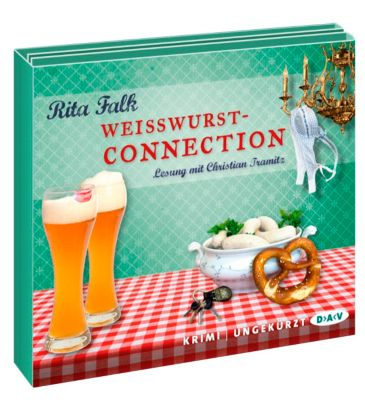 Weißwurstconnection, 7 Audio-CDs, Rita Falk