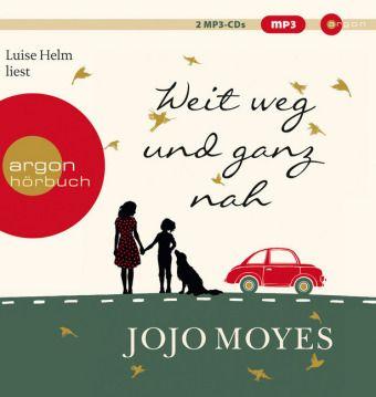 Weit weg und ganz nah, 2 MP3-CD - Jojo Moyes |